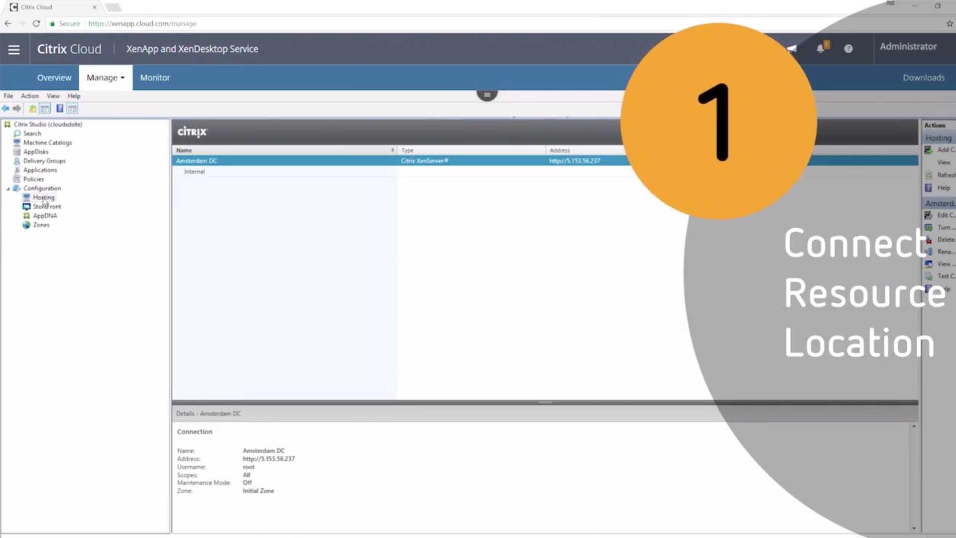 Citrix XenApp Service & XenDesktop Service Demo | Still N